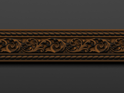 Decorative panel / molding / cornice