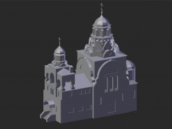 व्लादिमीर। ट्रिनिटी चर्च