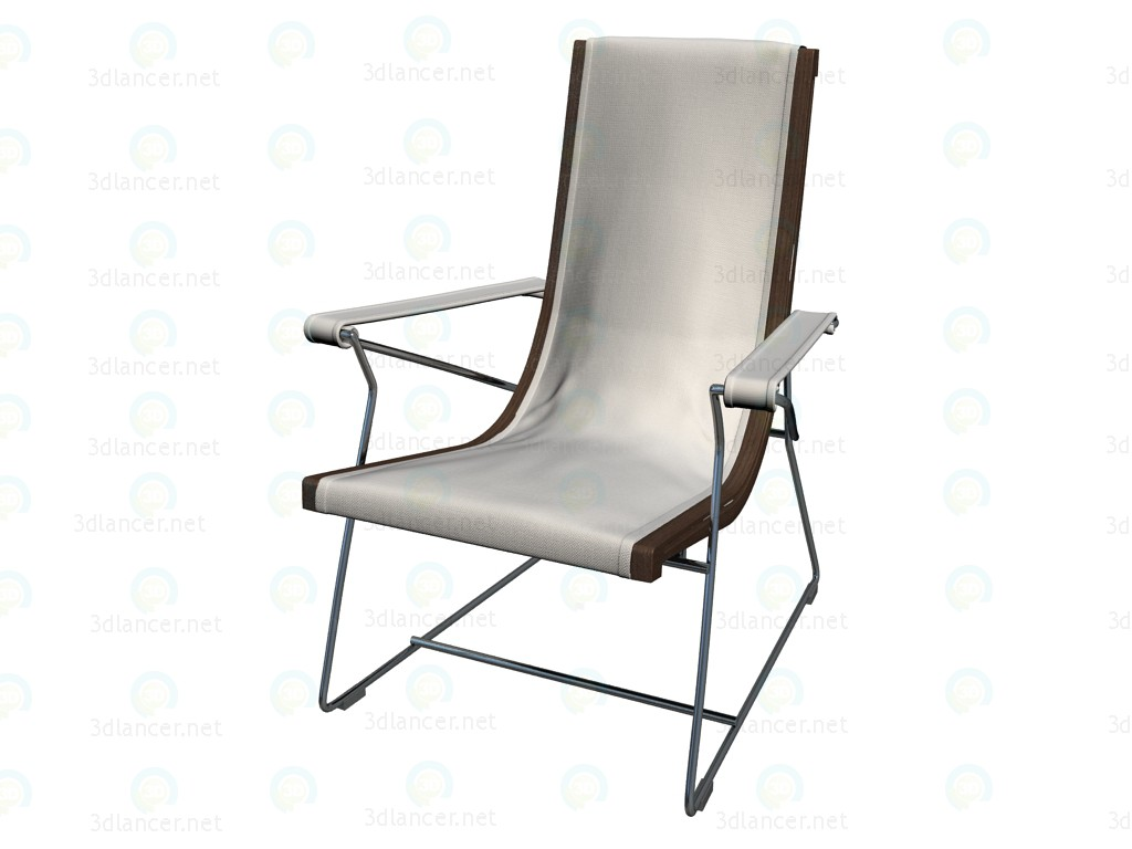 3d model Chair PJ99F - preview