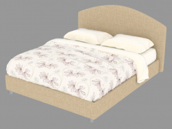 Double bed Magnolia
