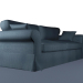 3D Kanepe modeli satın - render