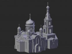 Malojaroslawez. Himmelfahrts-Kathedrale