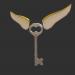 3d model Key - preview