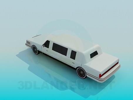 3d модель Авто – превью