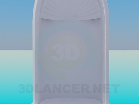 3d model Niche - preview