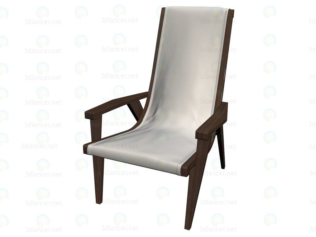 3d model Chair PJ99L - preview