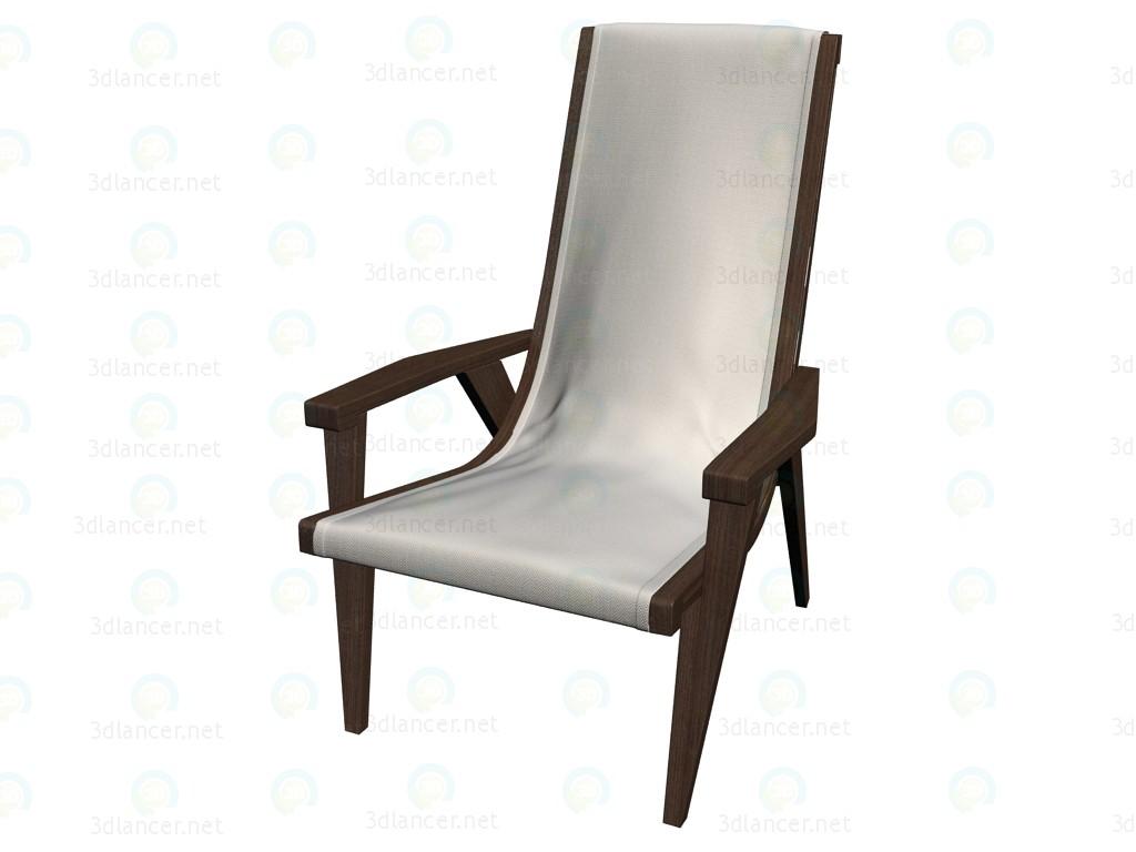 Modelo 3d Cadeira PJ99L - preview