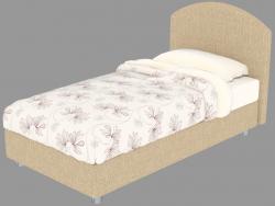 Single bed Magnolia