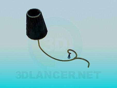 3d модель Элемент люстры – превью