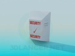 Altavoz de seguridad
