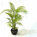 3d model Potted plant - preview