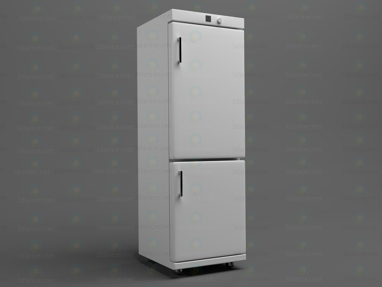 3d Model Refrigerator Download For Free On