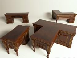 Mobília de escritório clássicos