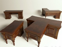Mobiliario de oficina clásicos