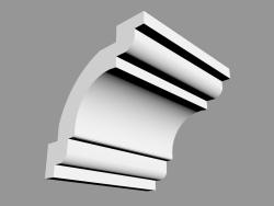 Cornice СХ124 (4.9 x 4.9 cm)