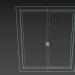 3d Standard window model buy - render