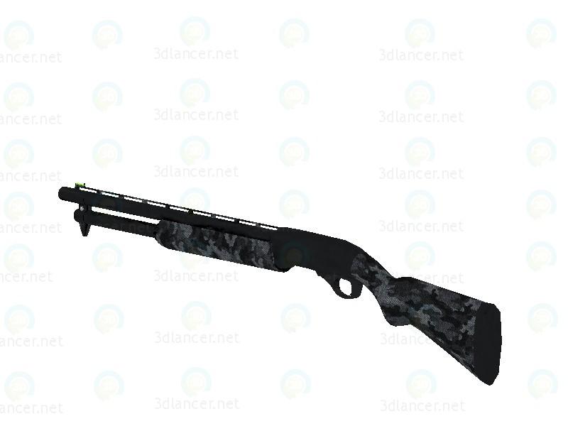 3d model Shotgun - preview