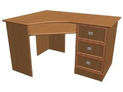 Corner desk A714-r