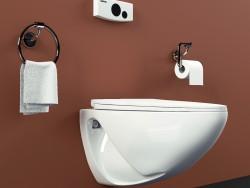 toilettes, bidets