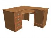 Corner desk A715