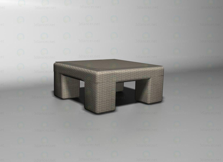 modelo 3D Mesa de Mazara - escuchar