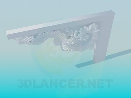 modelo 3D Etapas de elaboración - escuchar
