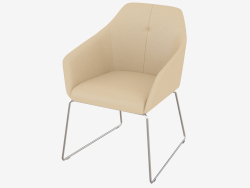 Chair with armrests DS-279-51