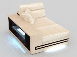 Module to the sofa with backlight Batler