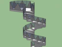 सर्पिल सीढ़ी