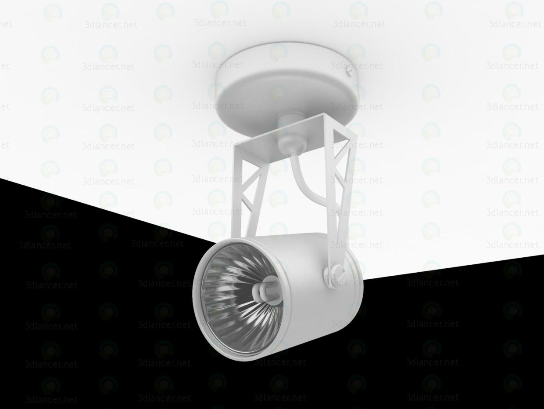 3d Світильник tecsun HTR-104 GU10 50W модель купити - зображення