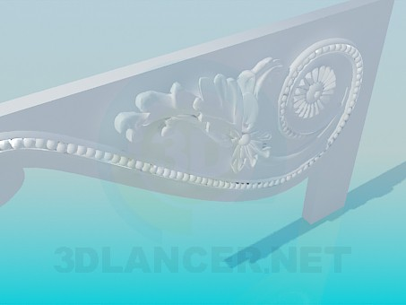 3d model Framing stages - preview