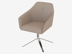 Chair with armrests DS-279-101