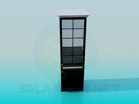 3d modeling Sideboard model free download