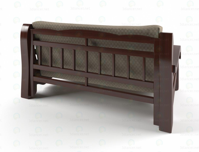 3d model Sofa Brighton - preview