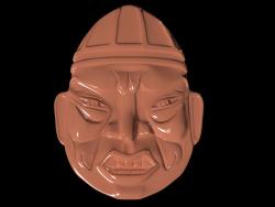 Азиатская маска
