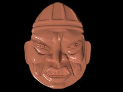 Máscara asiática