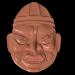 3 डी एशियाई मुखौटा मॉडल खरीद - रेंडर