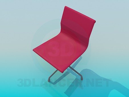 3d model Swivel chair - preview