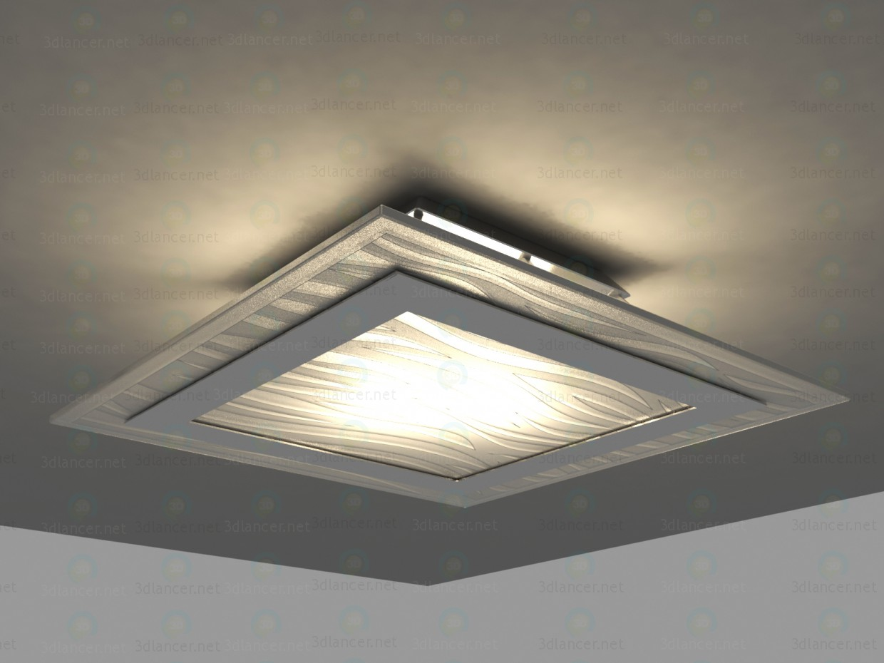Ceiling lamp Blitz Wall&Ceilings 5126-21 paid 3d model by ukka preview