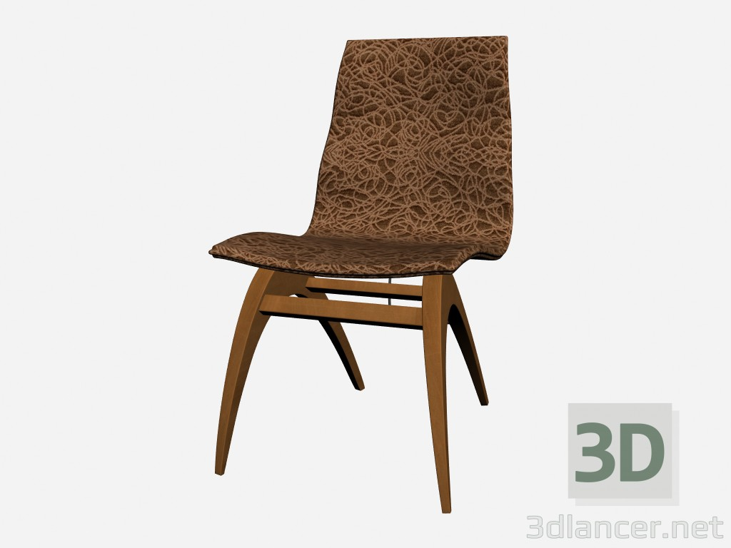 3d modeling Chair Luis 1 model free download