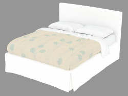 Double bed Plaza