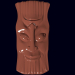 3 डी पाखंड का मुखौटा मॉडल खरीद - रेंडर