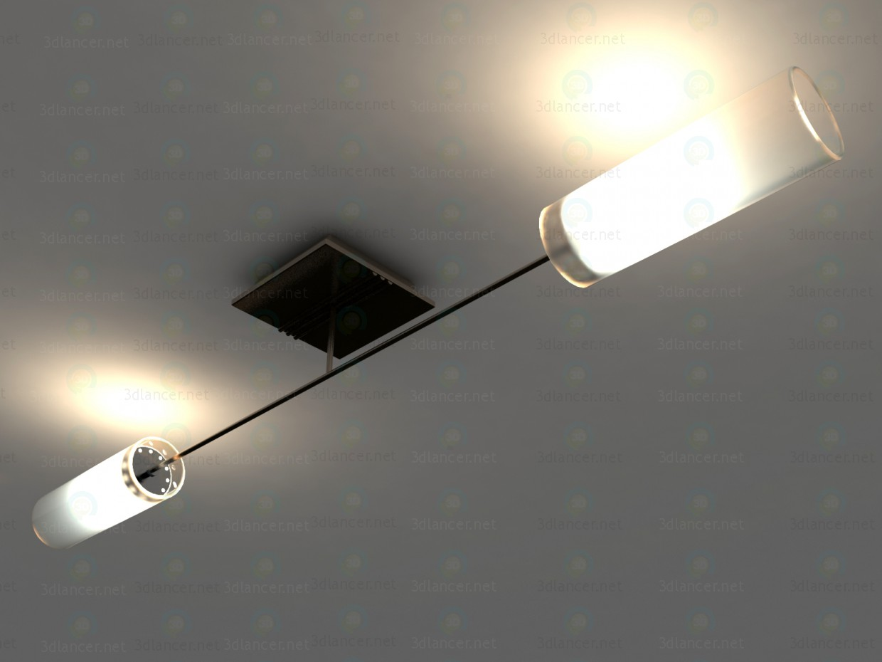 Ceiling lamp Citilux Bolero CL118121 paid 3d model by ukka preview