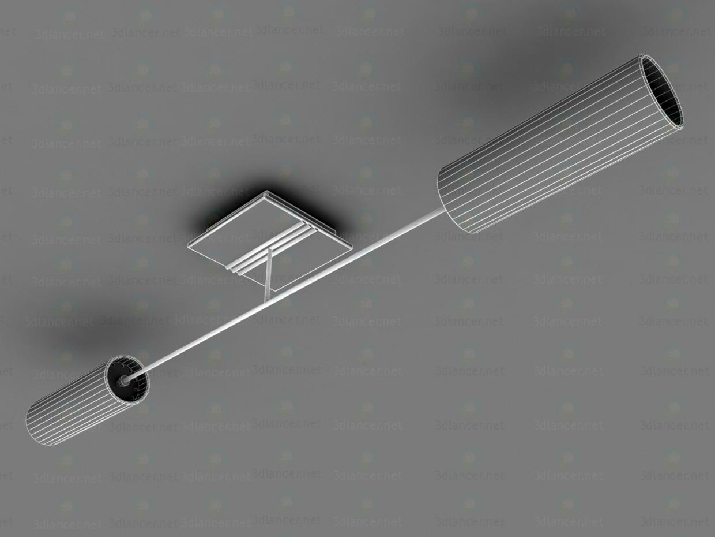 3d Стельовий світильник Citilux Болеро CL118121 модель купити - зображення