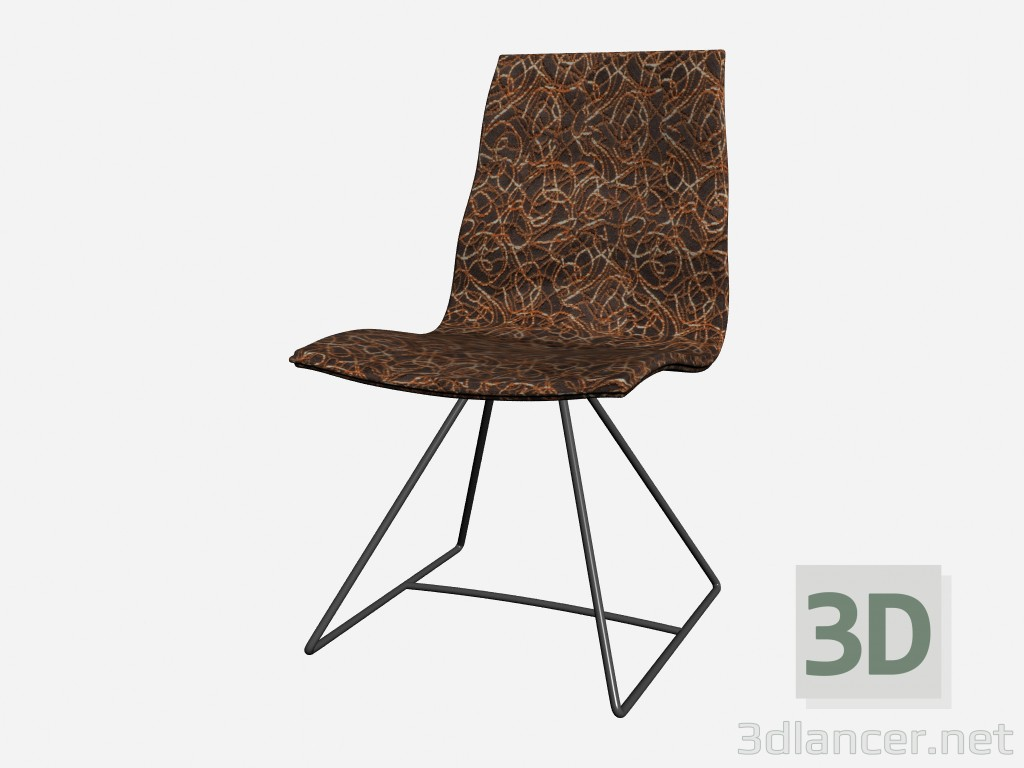 3d model Chair Luis 2 - preview