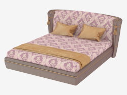 Double bed Pompei