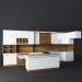 3d model Kitchen Loft - preview