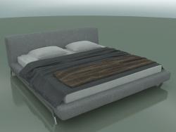 Double bed Eterna under the mattress 2000 x 2000 (2270 x 2470 x 780, 227ET-247)