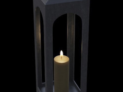 Standing Candle Tower