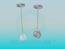 Luminaires for halogen lights